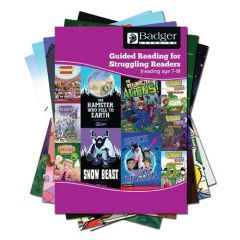 Enjoy Guided Reading For Struggling Readers: RA 7-8 Complete Pack