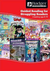Enjoy Guided Reading For Struggling Readers: RA 8-9 Teacher Book + CD