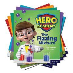 Project X Hero Academy: Yellow