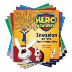 Project X Hero Academy: Orange