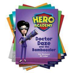 Project X Hero Academy: Purple