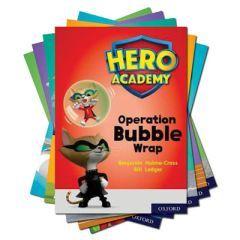 Project X Hero Academy: White