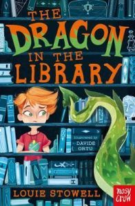 Dragon in the Library - Pack of 6