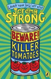 Beware Killer Tomatoes - Pack of 6