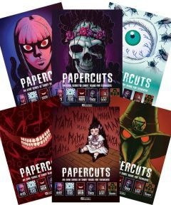 Downloadable Posters - Papercuts