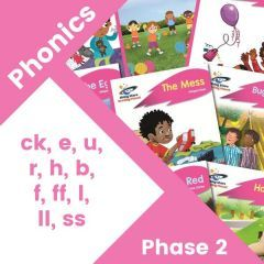 Home Reading Pink Phonics