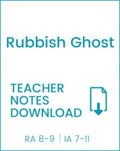 Enjoy Guided Reading: Rubbish Ghost Teacher Notes