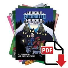 The League of Enchanted Heroes - PDF Download