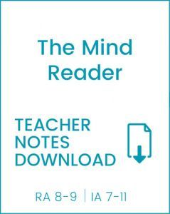 Enjoy Guided Reading: The Mind Reader Teacher Notes