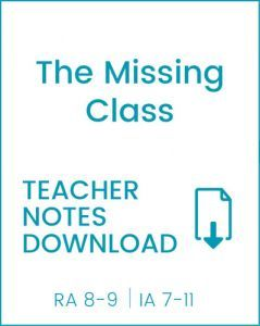 Enjoy Guided Reading: The Missing Class Teacher Notes