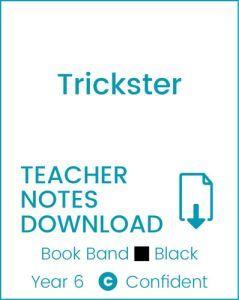 Enjoy Guided Reading: Trickster Teacher Notes