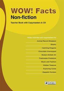 WOW! Facts (B) Teacher Book + CD