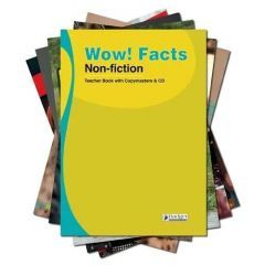 WOW! Facts Brown - Complete Pack with Teacher Book + CD