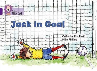 Jack in Goal