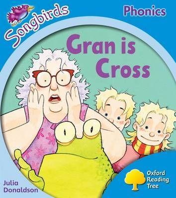 Gran is Cross