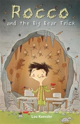 Rocco & the Big Bear Trick