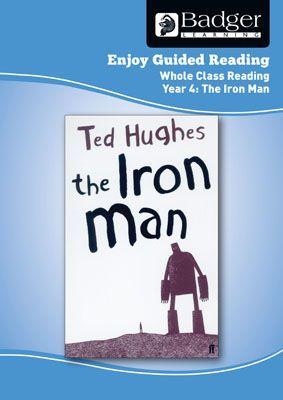 Enjoy Whole Class Guided Reading: The Iron Man Teacher Book