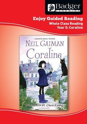 Enjoy Whole Class Guided Reading: Coraline Teacher Book