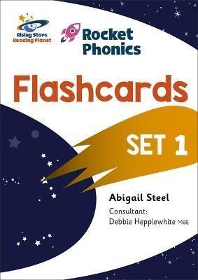 Rocket Phonics Flashcards Set 1