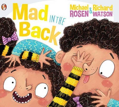 Mad in the Back - Pack of 6