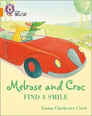 Melrose and Croc Find a Smile