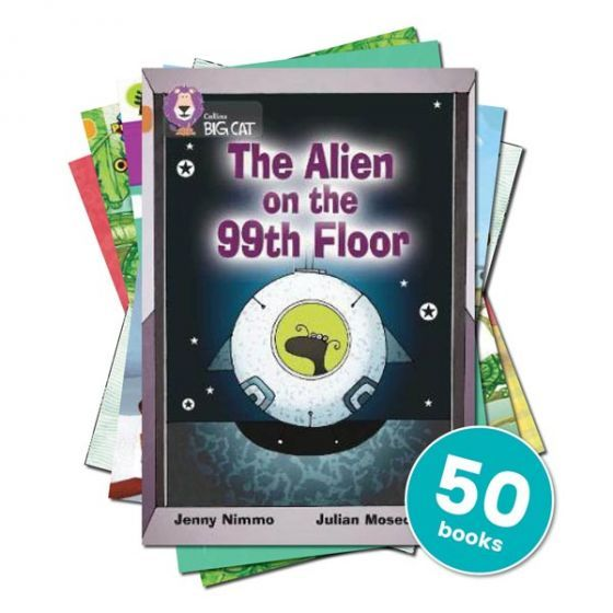 Accelerated Reader Mixed Scheme Box Levels 3.0-3.9