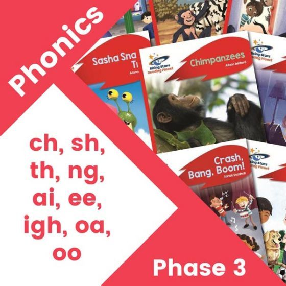 Home Reading Red Phonics