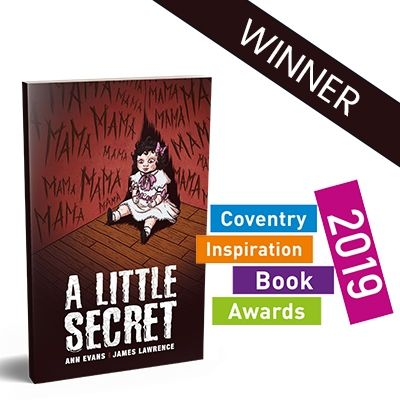 A Little Secret Wins Coventry Inspiration Award