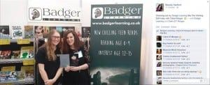 Badger Learning at the TES Special Educational Needs Show 2014