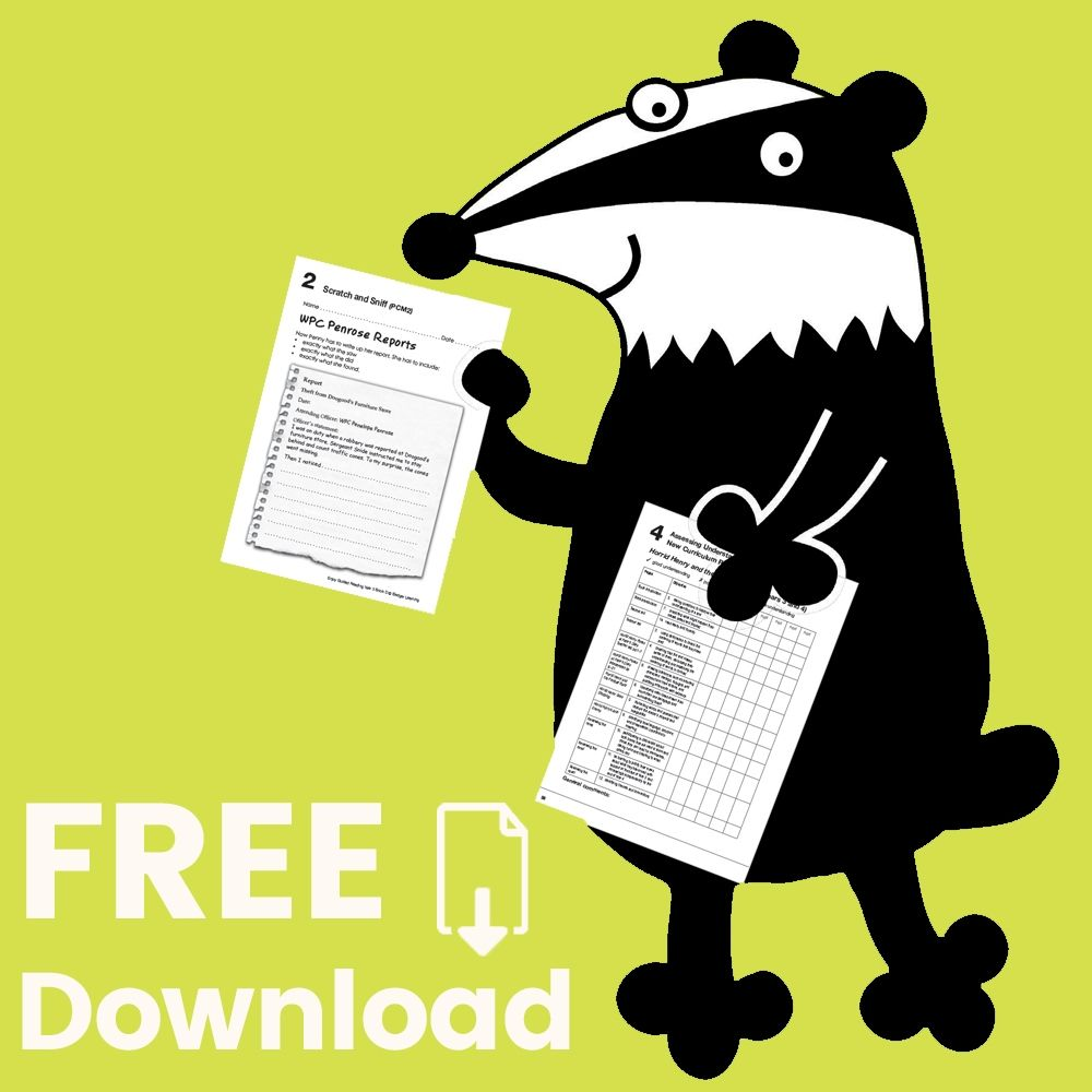 Get a flying start in reading this term with Badger Learning's FREE Guided Reading Resources!