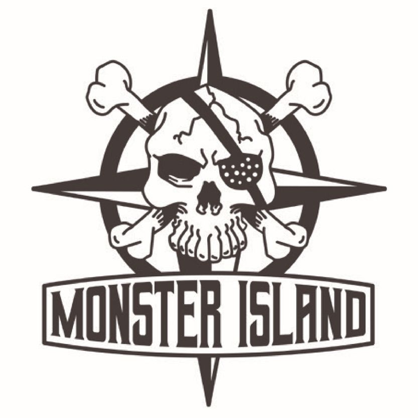 Series Announcement: Monster Island