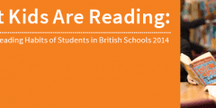 Badger Learning in What Kids Are Reading Report