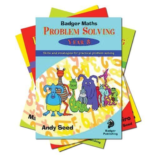 Maths Problem Solving Years 1 - 6 with CD pack