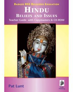 KS3 RE: Hindu Beliefs & Issues Teacher Book + CD