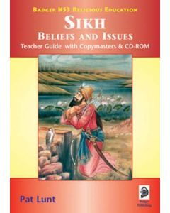 KS3 RE: Sikh Beliefs & Issues Teacher Book + CD