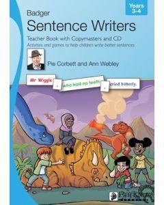 Sentence Writers Years 3-4