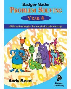 Maths Problem Solving Year 3 Teacher Book + CD