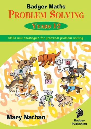 Maths Problem Solving Years 1&2 Teacher Book + CD