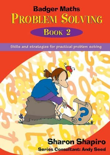 Maths Problem Solving Year 6 Teacher Book + CD