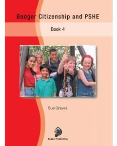 Citizenship & PSHE KS2 Pupil Book 4 for Year 6