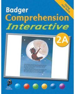 Badger Comprehension Interactive: Pupil Book 2A