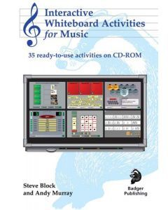 Interactive Whiteboard Activities for Music