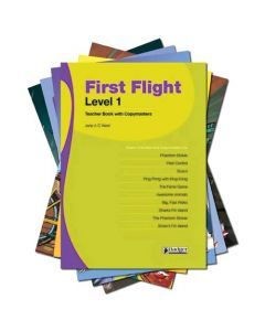 First Flight Level 1 - Complete Pack with Teacher Book + CD