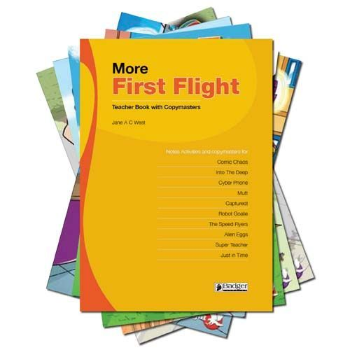 More First Flight - Complete Pack with Teacher Book + CD