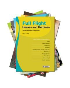Full Flight Heroes and Heroines - Complete Pack with Teacher Book + CD