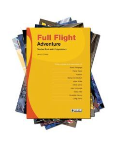 Full Flight Adventure - Complete Pack with Teacher Book + CD