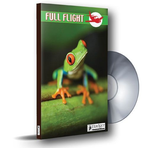 Full Flight Non-Fiction - eBook PDF CD