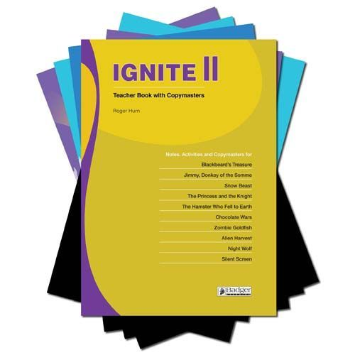 Ignite II - Complete Pack with Teacher Book + CD