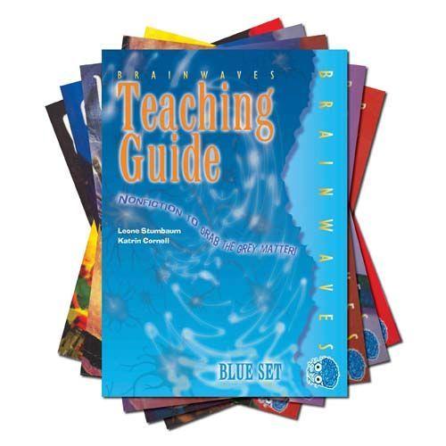 Brainwaves Blue Guided Reading Set