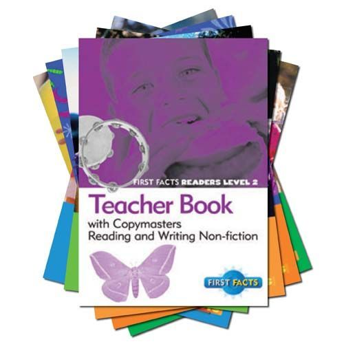 Go Facts Guided Reading Pack Level 2